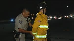 officials dispute chp officer firefighter u0027isolated