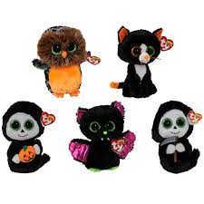ty beanie boos 5 halloween 2015 releases regular size