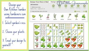 free vegetable garden planner online diy container download