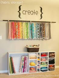 Bookcase Clips Craft Room Fabric Storage Storage And Fabrics
