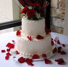 2 tier wedding cakes with roses tbrb info