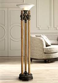 brass torchiere floor l torchiere floor ls l contemporary pair of brass by laurel l