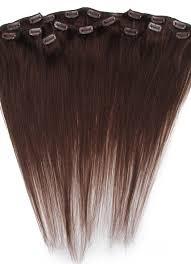 clip on hair aliexpress buy clip on hair colour 1 1b 2 4 27