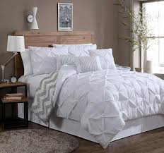 Black Down Alternative Comforter Fluffy White Bedding Yakunina Info