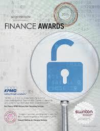 finance awards 2014 by ai global media issuu