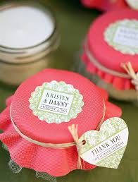wedding favor candles jar candle wedding favors from my own ideas but i want