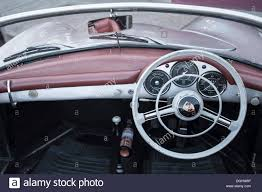 old porsche old porsche 911 dashboard and steering wheel from the fifties