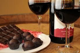 wine chocolate wine and chocolate pairing tips meeting logistics event