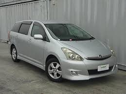 2006 toyota wish x aero sport package 7person reversing camera