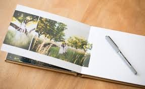wedding guest book photo album guest book coffee table album june lion website
