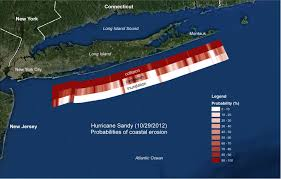 Usgs Long Island Sustainability Study Hurricane Sandy And Fire Island How Did Last Year U0027s Storm Affect Ny