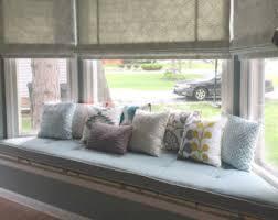 Bay Window Seat Cushions | bay window cushion etsy