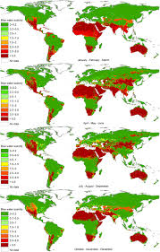 four billion people facing severe water scarcity science advances