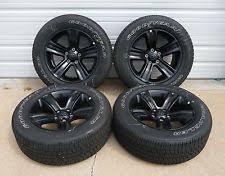 dodge ram 1500 wheels and tires set of 4 2016 dodge ram 1500 polished factory oem 20 wheels