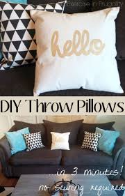 Best Place To Buy Decorative Pillows Humbling Modern Home
