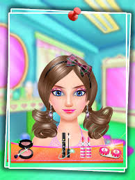 ideas makeup and hair first day of high high crush date make up me screenshot 5