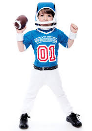 halloween football costumes football uniforms for kids image gallery hcpr