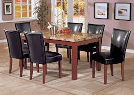 Fresh Design Granite Dining Table Set Precious Granite Dining Room - Granite top dining room tables