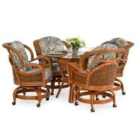 shop indoor dining room dining by collection boca bay caster