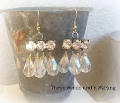 111 best jewelry by three beads and a string images on pinterest