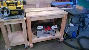 multipurpose out feed bench u2014 formeremortals