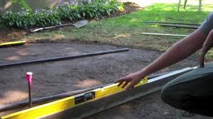 Bluestone For Patio by How To Build A Bluestone Patio Part One Youtube