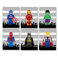 wonderful avengers 3d wall decor lights marvel avengers wall art