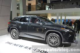 lexus india first lexus rx delivered in india before official launch