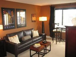 living room colors dark brown furniture interior design