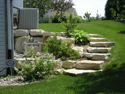 Landscaping Ideas For Sloped Backyard On A Slope Sloped Backyard Landscaping Ideas Only On Pinterest
