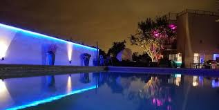 Colored Led Landscape Lighting Gorgeous Exterior Led Landscape Lighting Kits Lighting Designs Ideas