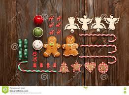 christmas homemade decoration flat lay stock photo image 77392150