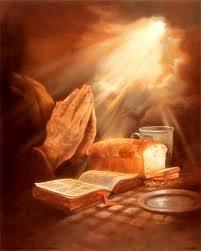 thanksgiving prayer god speaks i listen