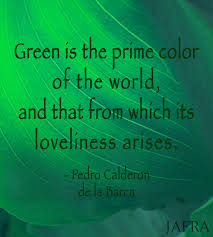 color inspiration green nature quotes green nature and color