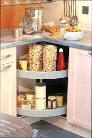 plateau tournant cuisine plateau tournant meuble d angle cuisine bricozor panier pour