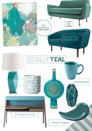 totally teal dulux colour of the year 2014 bright bazaar by