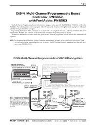 Boost Controller Wiring Diagram Msd Ignition Wiring Diagrams Brianesser Com