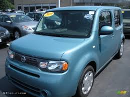 2009 caribbean blue nissan cube 1 8 s 31964097 gtcarlot com