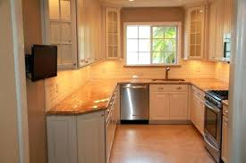 u shaped kitchen floor plan l shaped kitchen floor plans howtodiet club