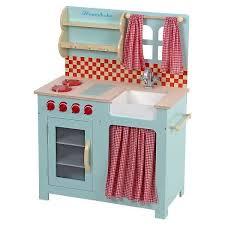 cuisine bois peint cuisine enfant en bois peint honey achat vente dinette