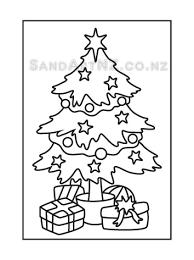 Decorated Christmas Tree Nz by Christmas Sandart New Zealand