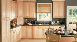 Kitchen Wall Colors With Maple Cabinets Elegant Kitchen Designed With Granite Countertops And Maple