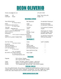 actors resume template technical theatre resume template tech exle theater microsoft
