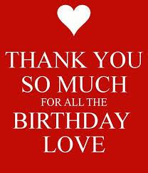 30 best thank you images on happy birthday birthday