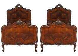 antique bedroom sets baroque chippendale 1940s