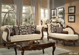Victorian Living Room Furniture by Hd 1626 Homey Design Upholstery Living Room Set Victorian Fiona