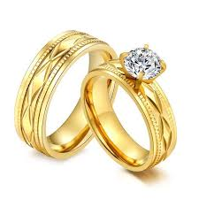 couples rings gold images Wedding ring couple gold wedding rings for couples wedding rings jpg