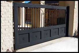 metal fence gate designs rolitz latest house gates and fences