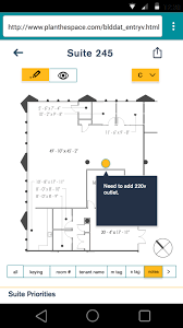 Floor Plan Web App Planthespace U2014 Liz Abshire