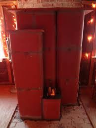 Castle Pellet Stove Rocket Masonry Heater Example Dragon Heater Castle Build Rocket